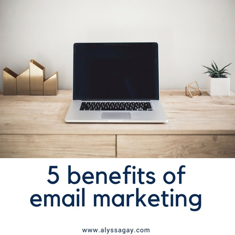 5 Benefits of Email Marketing, social media marketing, digital marketing, sarasota, st petersburg, tampa, florida, email marketing small business marketing