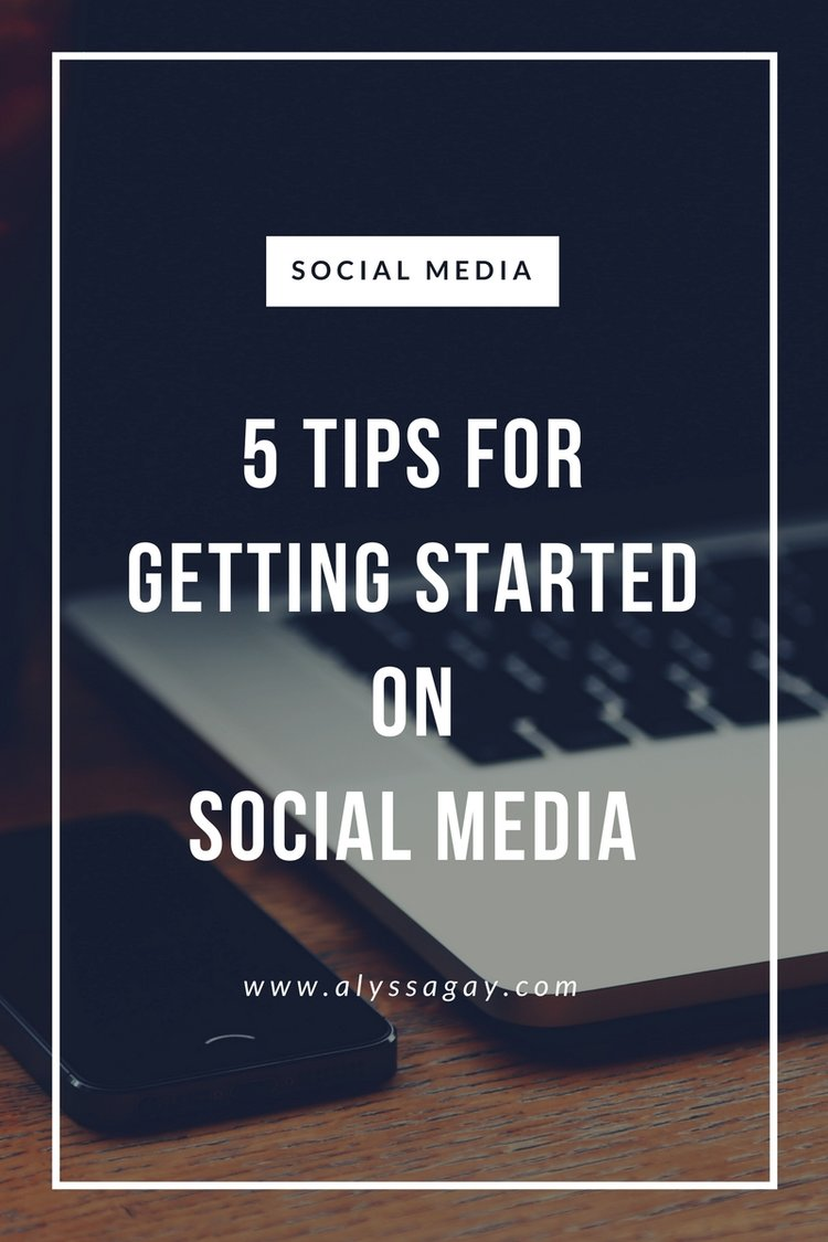 5 Tips for Getting Started on Social Media, social media, client spotlight, social media marekting, digital marketing, email marketing, email newsletters, customer management, website updates, social media, small business marketing, marketing plan, sarasota, lakewood ranch, st petersburg, tampa bay, florida, alyssa gay, alyssa gay consulting