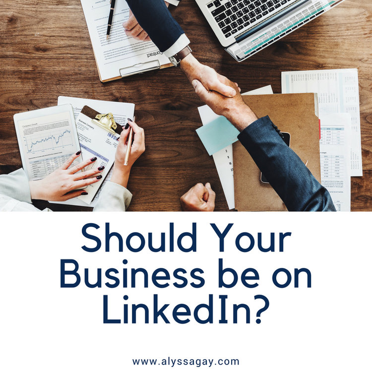 Should Your Business be on LinkedIn, linkedin, linkedin marketing, social media marketing, social media engagement, online marketing, digital marketing, social media marketing tips, linkedin tips, online networking, digital networking, b2b, business to business, tampa, tampa bay, st petersburg, sarasota, florida