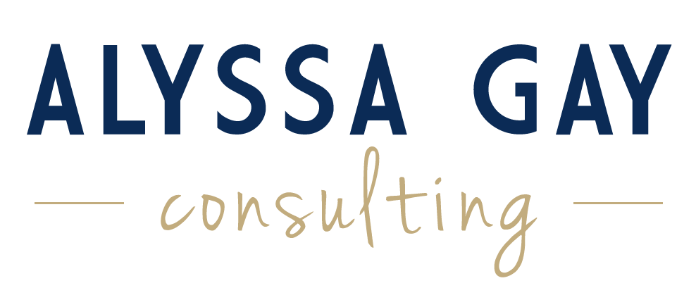 Alyssa Gay Consulting Logo