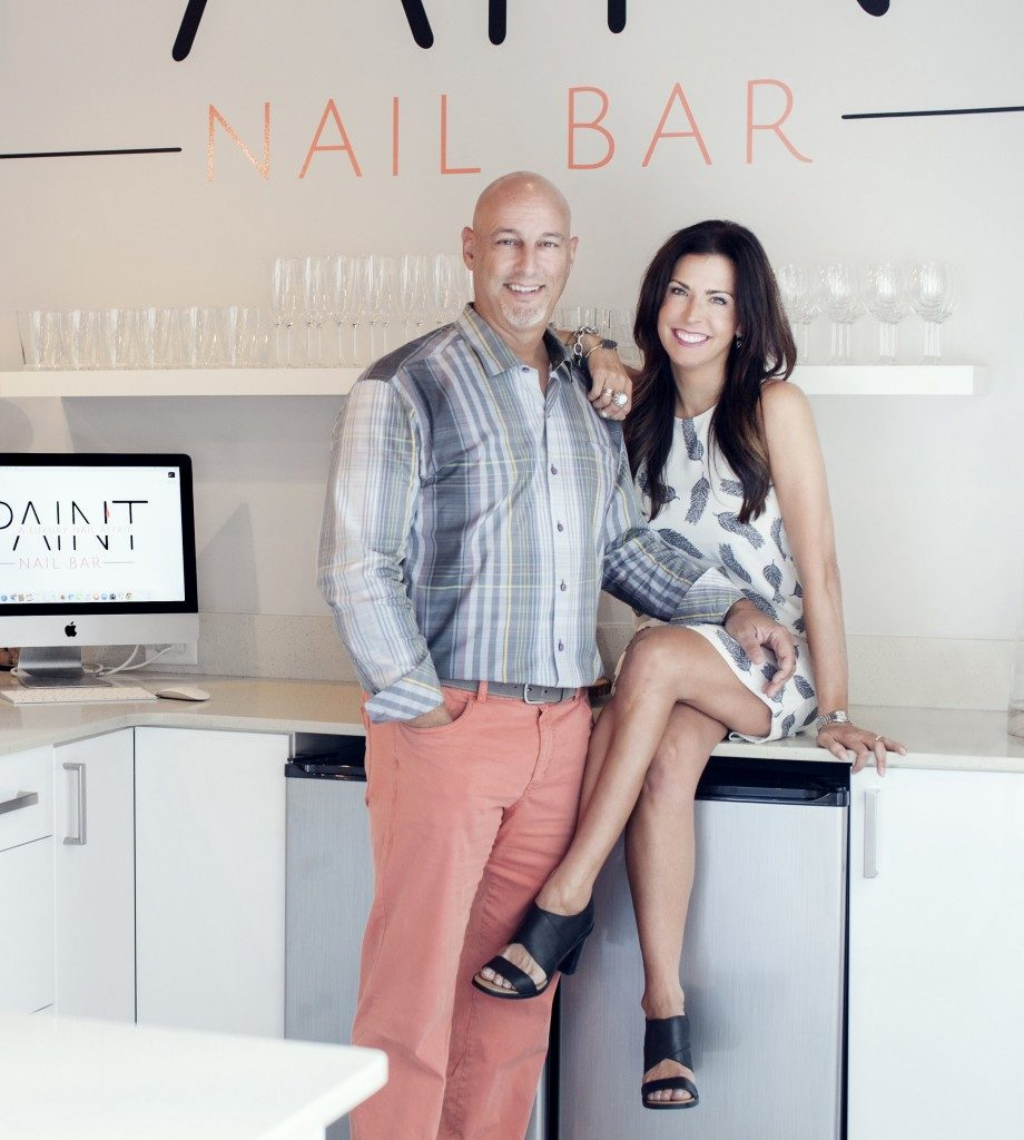paint nail bar sarasota, woman-owned businesses