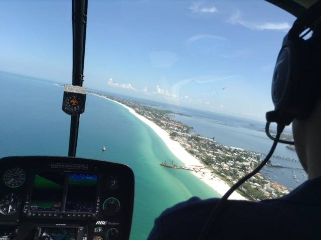 Small Business Saturday - Florida Suncoast Helicopters in Sarasota, FL
