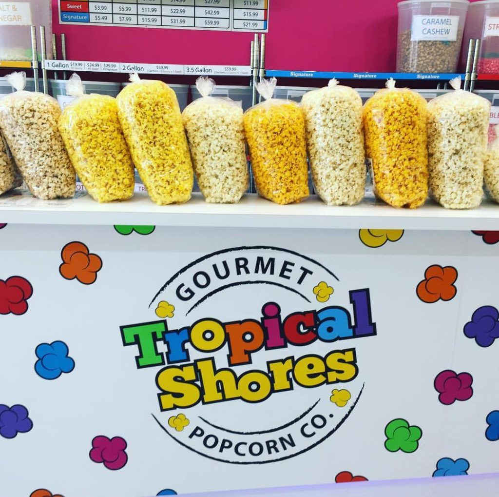 Tropical Shores Gourmet Popcorn in Sarasota, FL
