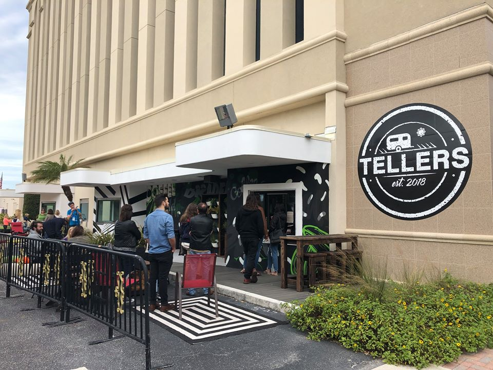 Small Business Saturday - Tellers in Bradenton, FL