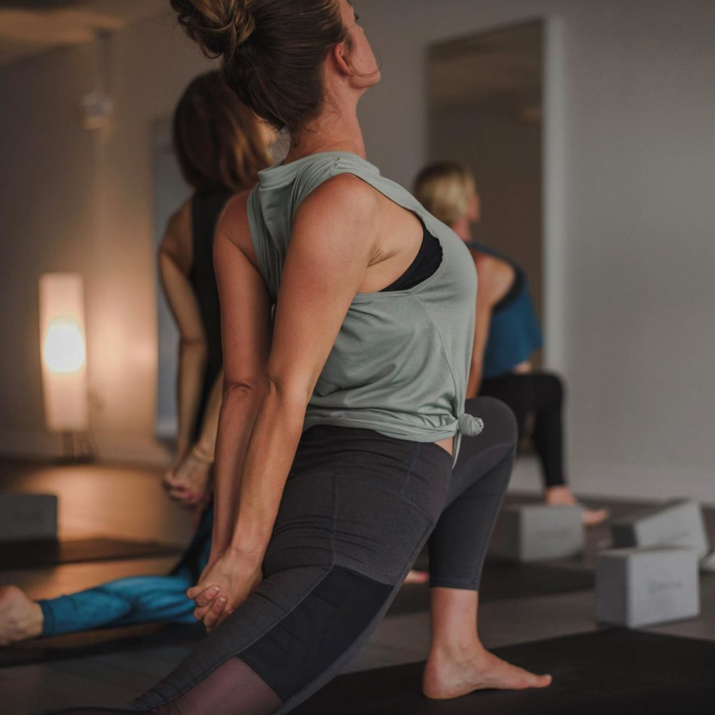 studio k2g, yoga studio, woman-owned business