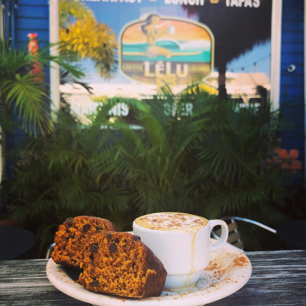 Lelu Coffee on Siesta Key