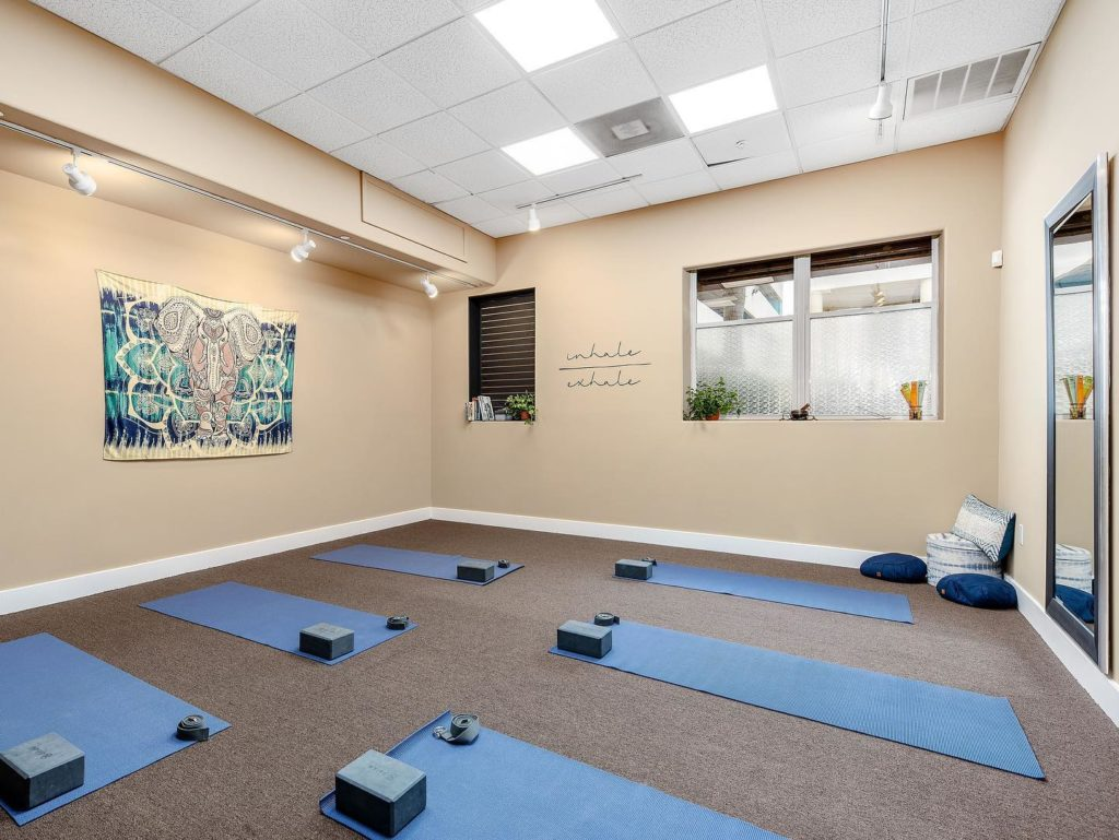 high vibe studio, yoga studio, woman-owned business