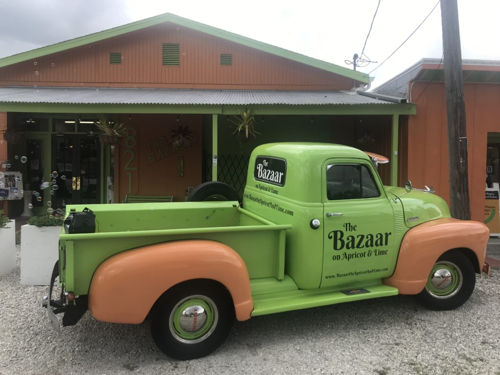 Bazaar on Apricot & Lime in Sarasota, FL