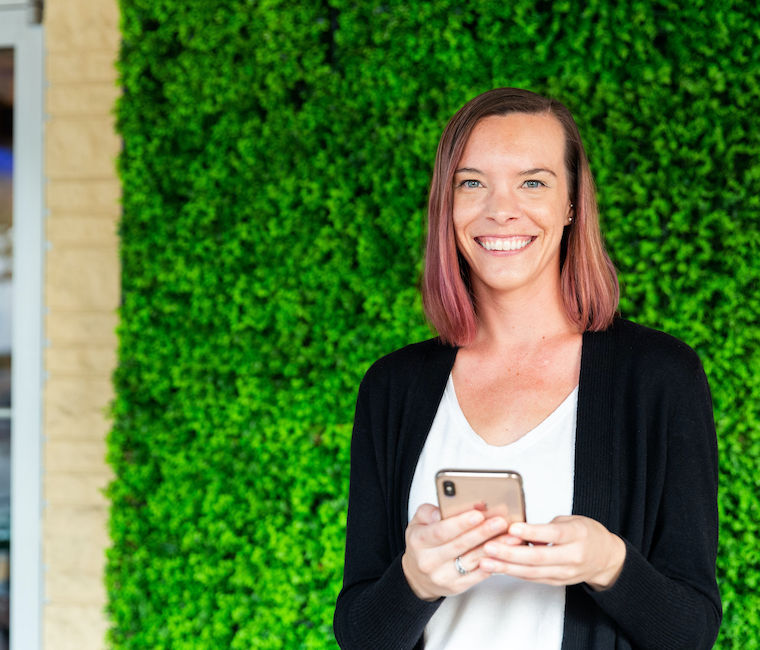 Ashley Erickson, Chief Content Manager