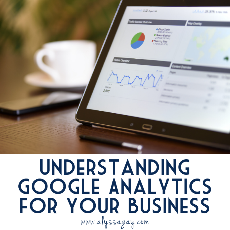understanding google analytics for your business